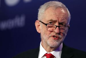 Labour Party leader Jeremy Corbyn  (Photo by Getty Images)