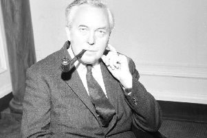 Former Prime Minister Harold Wilson paid the price of a currency gaffe