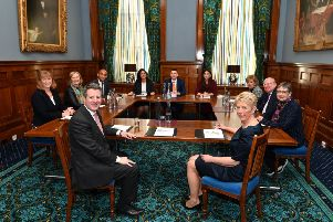 The Independent Group hold their inaugural meeting on 25 February. Picture: John Stillwell/Getty