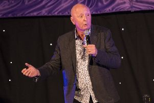 Jasper Carrott PIC: Rob Ball/Getty Images