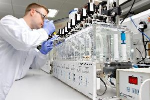 Reprocell can provide live human tissue which is able to predict how drugs will behave in patients. Picture: Contributed