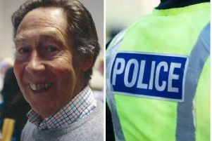 Donald MacLeod has been reported missing. Pic: Police Scotland