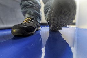 Scots asked to take pictures of their footwear to catch criminals