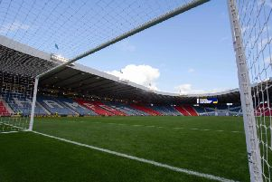 Hearts want their Scottish Cup semi-final with Inverness staged at Hampden Park
