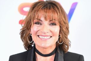 Lorraine Kelly attending the TRIC Awards 2019 50th Birthday Celebration held at the Grosvenor House Hotel, London. PRESS ASSOCIATION Photo. Picture date: Tuesday March 12, 2019. See PA story SHOWBIZ TRIC. Photo credit should read: Ian West/PA Wire