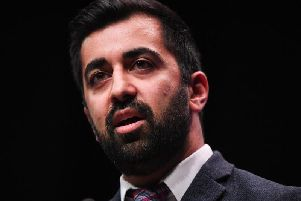 Humza Yousaf said Police Scotland required no evidence of gender other than a person's self declaration