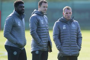 Leicester took Brendan Rodgers, Kolo Toure and Chris Davies from Celtic. Picture: SNS/Craig Foy