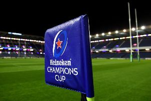 BT Murrayfield could host a Heineken Champions Cup semi-final. Picture: SNS Group/SRU