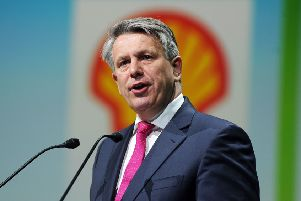 Shell chief van Beurden's pay has more than doubled. Picture Eric Piermont