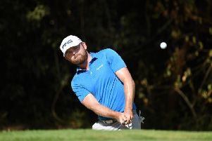 Scotland's Liam Johnston opened with an impressive 67 at the Kenya Open. Picture: Stuart Franklin/Getty Images