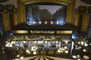 The Caley Picture House, a Wetherspoons venue in Edinburgh. Picture: Contributed