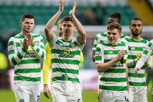 Could Arsenal and Leicester raid Celtic in the summer? Picture: SNS Group