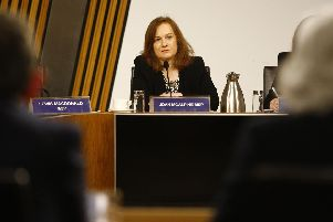 Culture committee convener Joan McAlpine has led the investigation into the handling of public funding by Creative Scotland.