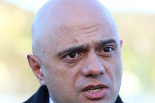 Sajid Javid. Picture: WPA Pool/Getty Images
