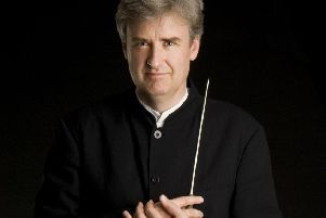 Thomas Dausgaard, chief conductor of the BBC Scottish Symphony Orchestra. Picture:  Ulla-Carin Ekblom/BBC/PA