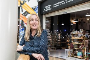 SDX founder Lynzi Leroy is aiming to give creative producers practical business knowledge. Picture: Mark K Jackson