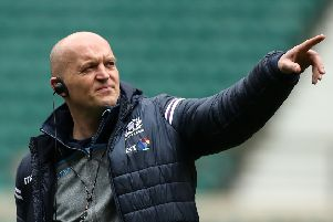 Gregor Townsend  must try to stop airing his grievances with certain referees