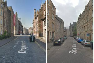 Two young women were robbed at knifepoint. Pic: Google Maps