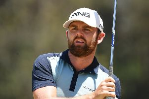 Liam Johnston closed with a par-71 to finish eighth in the Magical Kenya Open in Nairobi. Picture: Getty Images