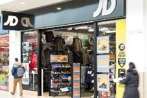 JD Sports already owned 18 per cent of the footwear brand. Picture: Jakub Iwanicki
