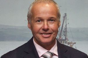 Ian Gatt, chief executive Scottish Pelagic Fishermen's Association