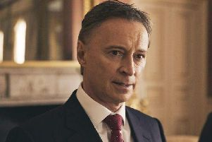 Robert Carlyle will take on the new role of PM in Sky's forthcoming drama COBRA. Image: Sky.