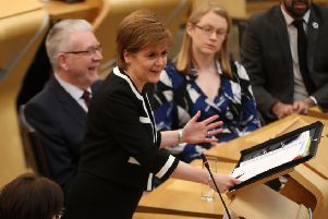 The SNP leader hit out at the prospect of the DUP being allowed a seat at the Brexit trade talks