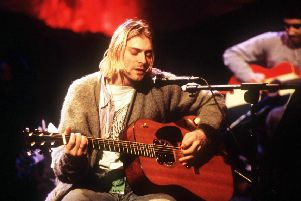 Nirvana played at the studios twice