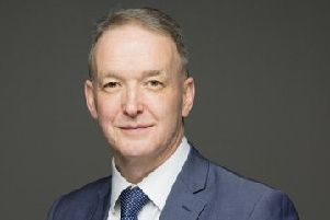 CEO Robin Watson cheered Wood's 'good organic growth' in 2018. Picture: contributed.
