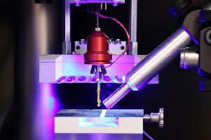 KP Technology's Kelvin probes are exported around the world. Picture: Contributed