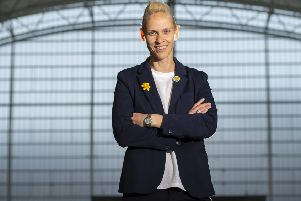 Scotland head coach Shelley Kerr has praised the mentality of her players as competition for World Cup places becomes intense. Picture: SNS.