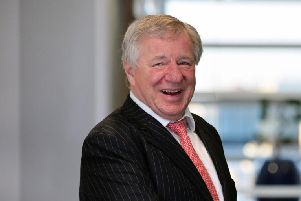 Martin Gilbert, chairman of ASI: 'significant step'. Picture: Graham Flack