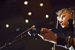 There was exceptionally fine playing from Finnish violinist Pekka Kuusisto and the SCO