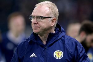 Alan Pattullo: Embattled Alex McLeish is fighting for his Scotland future