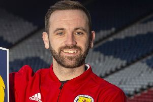 Scotland assistant coach James McFadden. Picture: SNS