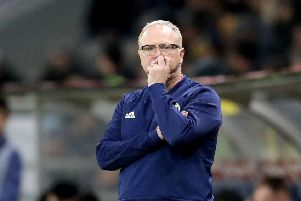 Scotland manager Alex McLeish. Picture: Adam Davy/PA Wire.