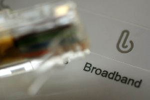 Customers of the largest broadband providers are the most likely to be getting a bad deal, a survey suggests. Picture: Rui Vieira/PA Wire