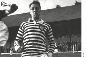 Obituary: John Valentine, part-time footballer blamed for Rangers' 7-1 loss to Celtic in 1957 cup final; Lands officer with Dept of Agriculture
