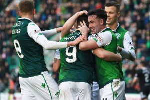 Who will win Hibs' Player of the Year award? Picture: SNS/Paul Devlin
