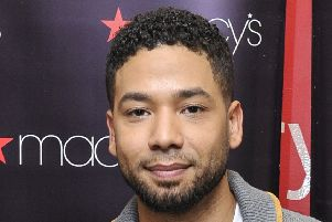 Empire actor Jussie Smollett. Picture: John Amis/AP Images for Macy's