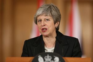 British Prime Minister, Theresa May. Picture: Jonathan Brady - WPA Pool/Getty Images