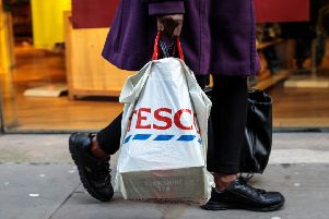 Tesco has won plaudits for its trial of selling loose ' rather than plastic-wrapped ' fruit and veg in two stores, but it could be much more (Picture: Jack Taylor/Getty)