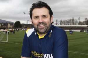 Former Celtic midfielder Paul Hartley made 25 appearances for Scotland.