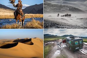 Mongolia is a land of extremes (Photo: World Adventure Guides)