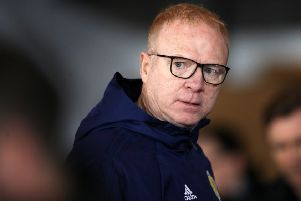 On the brink: Alex McLeish could be relieved of his duties as Scotland boss by the end of this week. Picture: Getty Images