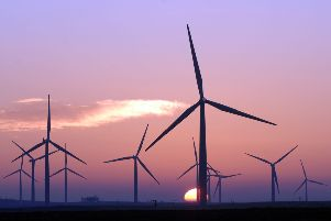 The group is a major supplier of renewable power. Picture: Ian Rutherford