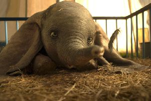Dumbo is the tenth major movie that the firm has supplied props for. Picture: Disney Enterprises