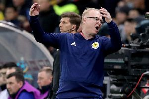 Scotland's Alex McLeish is on the verge of being sacked. Picture: Adam Davy/PA Wire