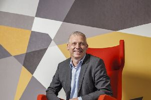 CEO Stuart McLean - 'cutting-edge innovation'. Picture: Jo Hanley