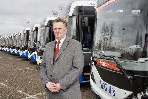 McGill's co-owner Sandy Easdale. Picture: Contributed